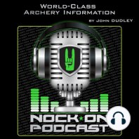 Nock On PC 78: PC 78 is a freak of a podcast starting at 230am rolling deep into your  archery questions about cam timing, bow designs, nock travel, old  school stuff, FOC, d loops, release angle, cocking springs, neck  surgery, some guy that wants to shoot someone, l...