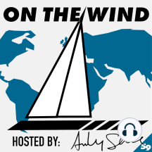 Mark Baummer // Chesapeake Bay Pilot: #129. is Mark Baummer, a Chesapeake Bay Pilot, one of the guys who will go out and take command of commercial ships when they enter the Bay from an ocean voyage. In this episode Mark and I talk about our trip together (Mia and I did a ride-along with...