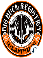 166 TIM GAUTHIER - Swamp Buck Pinch Points, Hunting the Hunter, Ozone, and The ScentLok Enforcer