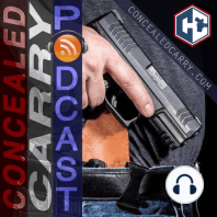 Episode 236: NRA Carry Guard Training with Navy SEAL Eric Frohardt: Today Riley and Jacob interview Eric Frohardt, former Navy Seal, gun range owner, and Director of Education and Training for the NRA. We will talk with him today about his military experiences, TV appearances,