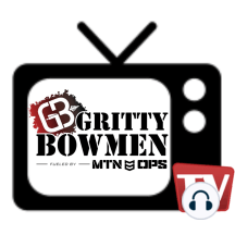 EPISODE 255: Are You Tough Enough? Physical Conditioning & The Mental Game: On this episode of Gritty Bowmen we hang with my good friend, Train To Hunt Champion, bowhunting phenom and archer extraordinnaire, Phil Mendoza. AKA Backcountry Bowhunting Cholo. AND we hang with my Trash Talking, hyper-fit, Crossfit buddy, Shanely Brez...