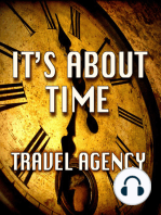 S01E07-Yule Be Sorry – Christmas vacation at the time travel agency