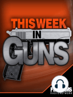 This Week in Guns 157 – Wounded Warrior Execs Fired and ATF Releases Machine Gun Numbers