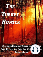 052 - 3 Unconventional Turkey Hunting Strategies
