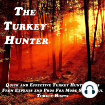 014b: Fall Turkey Hunting Tips with Steve Hickoff: Steve Hickoff is an author of several books and too many magazine articles to count.  Steve hunts turkeys 8 to 9 months out of each year, and he particularly enjoys taking his turkey dogs out into the Fall turkey woods in pursuit of a great hunt after a ...