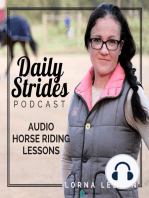 816 | Riding a Smooth Canter to Trot Transition