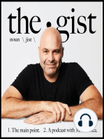 Slate's The Gist with Mike Pesca