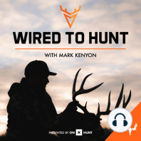 The Wired To Hunt Podcast – Episode #21: Early Season Deer Hunting Strategies w/Terry Drury: Today on The Wired To Hunt Podcast we're joined by Terry Drury of Drury Outdoors and with the opener of deer season only days or weeks away, we're talking about early season hunting strategies. Terry lays down some awesome advice...