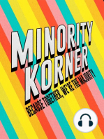 Literally in a Korner w/ Teresa Attridge (Reparations, Model Minority, Marie Kondo, Desexualization of Asian Men/Over Sexualization of Asian Women, Avenue Q, Interracial Relationships)