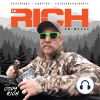 """EP 302: Muley Monday with Ryan Lampers: Ryan Lampers might just be the best public land mule deer hunter on the mountain these days though you would never hear him even remotely say so himself. Ryan is as consistent as they come and just happens to """"get lucky"""" on every hunt."""