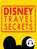 #63 - 7 Must Do's for Disney First Timers