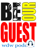 Episode 1424 - Christmas Eve in the Be Our Guest Podcast Studios