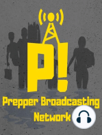 Using SDR for SHTF Information Gathering with Reality Check on PBN