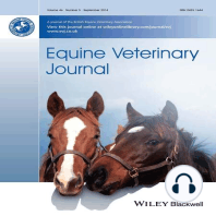 EVJ Podcast, No. 10, October 2015 - Navigational ultrasound imaging (M. Lustgarten) & Role of subchondral bone remodelling in collapse of the articular surface (C. Whitton): In this edition of the EVJ podcast, Meghann Lustgarten discusses their paper, entitled 'Navigational ultrasound imaging: A novel imaging tool for aiding interventional therapies of equine musculoskeletal injuries' and Chris Whitton discusses their pap...