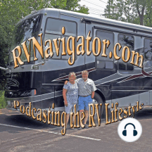 RV Navigator Episode 53 - A Spartan Trip: After 6 years of benign neglect, our motorhome was treated to a full check up at Spartan factory where it was manufactured in 2003.  As part of a Spartan Rally sponsored by FMCA, we visited the factory, listened to lectures, and had our coach check over.