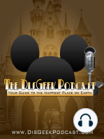 The DisGeek Podcast 74 - It's Kind of a Cute Interview