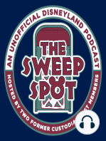 The Sweep Spot # 219 - Audio Animatronics, Authors and More!