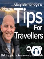 Edinburgh, Scotland - Tips For Travellers Podcast 182