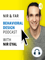 How to Design Behavior (The Behavior Change Matrix)-Nir&Far