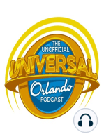 Unofficial Universal Orlando Podcast #303 - New Lagoon Show & Harry Potter Coaster Details