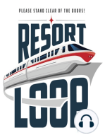 ResortLoop.com Episode 665 - 4 Parks In One Day at Christmastime!