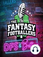 Fantasy Football DFS Podcast - Wild Card Weekend