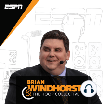 Postseason and Beyond: Brian Windhorst, Tim McMahon and Michael C. Wright discuss the tight-knit Western Conference standings and why they don't believe in the Nuggets (1:10), the less-chaotic Eastern Conference (18:12) and the Lakers' possible offseason plans. Plus, Brian tel