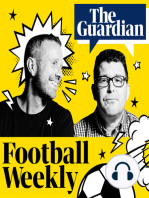 Magical Mo Salah, marvellous misses and celebrity barracking – Football Weekly