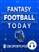 08/16 Fantasy Football Podcast