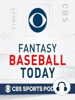 08/01 Fantasy Baseball Podcast