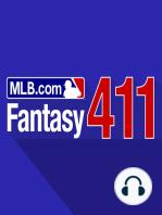 J.D. Martinez, Eric Hosmer and Second-Base Rankings - 2/22/18