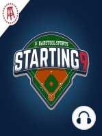Starting 9 Episode #53 - Mookie Wilson