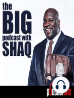 Shaquille O'Neal talks about the party after winning an NBA Finals, answers a lot of questions in Dear Shaq, and plays a round of Black Crime or White Crime on The Big Podcast with Shaq