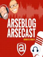 Arsecast Extra Episode 144 - 17.10.2016