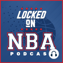 LOCKED ON NBA--2.13-19--Trevor Booker gives the players' perspective on the trade deadline; What it's like to actually be traded; Who will win the 3-Point Shootout and Dunk Contest