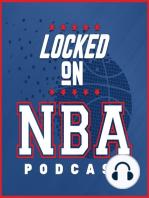 LOCKED ON NBA - Mid Season Report - East #1 - Raptors, Celtics, Magic, 76ers, Cavs, Pistons, Bulls