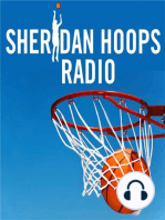 Sheridan discusses NBA Finals with ESPN's Colin Cowherd