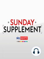 Sunday Supplement Podcast - 20th August