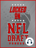 Locked On NFL Draft - 2/8/19 - Breaking Down The Official Combine List