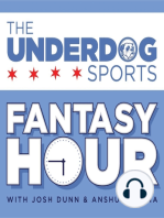 The Underdog Sports Fantasy Hour