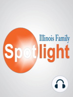 """Get Out of Your Comfort Zone"" (Illinois Family Spotlight #152)"