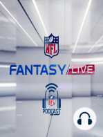 Week 16 NFL Fantasy Live Hour 2