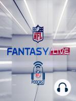 NFL Fantasy Live - July 31, 2012 Hour 1