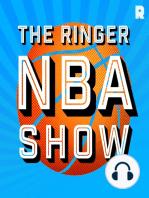 Cavs Push Through, Rockets Blast Jazz, and Warriors Still Got It, Plus Sixers-Celtics Preview | Heat Check (Ep. 258)