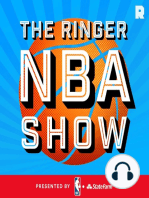 The Rockets Blast Golden State and We Have Ourselves a Series, Plus Celtics-Cavs and the NBA Draft | Group Chat (Ep. 270)