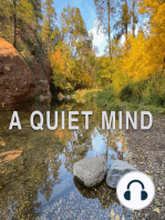 So you want a quiet mind eh?
