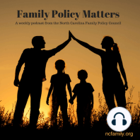 North Carolina's Four New Constitutional Amendments: Mitch Kokai on Family Policy Matters