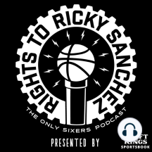 Rights To Ricky Sanchez: A Very Sixers All-Star Weekend: Spike went to the All-Star game! Not really. Spike did go to All-Star practice (thanks to his lovely wife), so we talk about that, the Sprite Slam Dunk, the Hawks All-Star failures, Patrick Beverly, Kenny Smith, Zach LaVine vs. Dario, Bob and Nerlens...