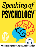 Making psychotherapy work for you (SOP25)