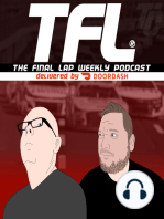 The Final Lap Weekly #204 - Marcos Ambrose / We Invade Radio